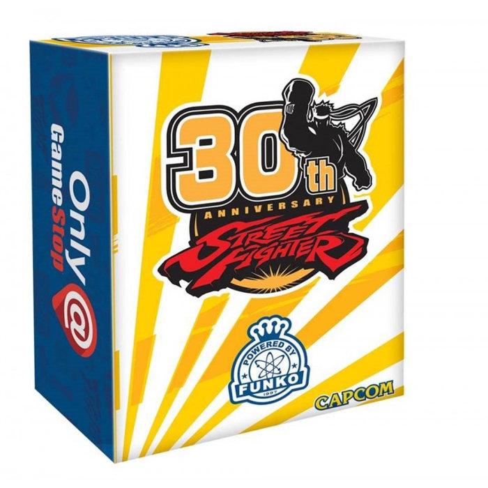 Street Fighter 30 aniversario
