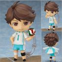 Animado Haikyuu: Toru Oikawa Nendoroid Figura De Acción Niños Regalo 10cm