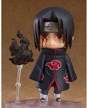 Aoemone Naruto Shippuden Uchiha Itachi Q Version Nendoroid Figuras de acción con Accesorios y articulaciones móviles Figuras de Anime Modelo...