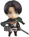 brandless Ataque a los Titanes Levi/Rivaille/Rival Ackerman Nendoroid Toys Anime Figma Statue Model Collection Home Decoration Baiyujing