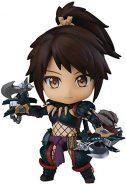Capcom Figura Nendoroid Hunter Female Nargacuga Alpha Armor Deluxe Monster Hunter World Iceborne 10cm