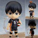 CCHHQ Figuras Anime Figuras de Anime Haikyuu !! Figura Kageyama Tobio Nendoroid 10cm