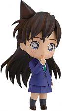 Detective Conan Anime Figuras Mouri Ran Figura de acción 10 cm Colección de PVC Muñecas Nendoroide Anime-Mouri Ran-Morir