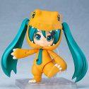 DGSPGD Hatsune Miku Q Version Nendoroid Puede Cambiar la Cara Articulaciones móviles Anime Juego de Dibujos Animados Personaje Colección de...