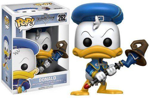 Funko de Donald (Kingdom Hearts)