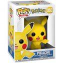 Funko 31528 Pop Games Pokemon S1- Pikachu