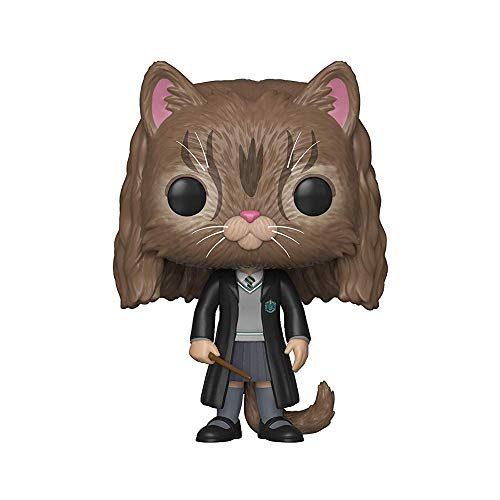 Funko gato Hermione (Harry Potter)