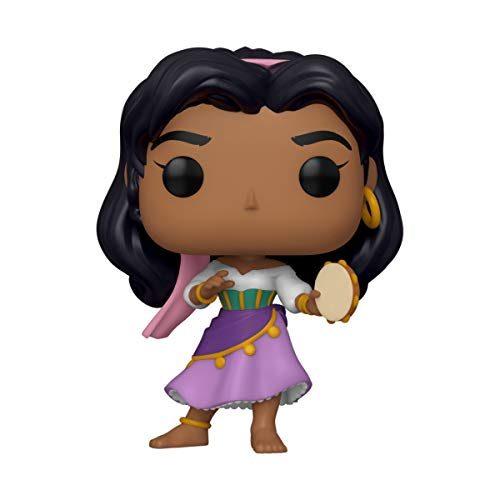Funko de Esmeralda (El jorobado de Notre-Dame)