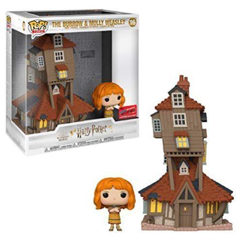 Funko de La Madriguera y Molly Weasley (Harry Potter)