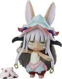 Good Smile Company Figura Nanachi 13 cm. Made in Abyss. Nendoroid