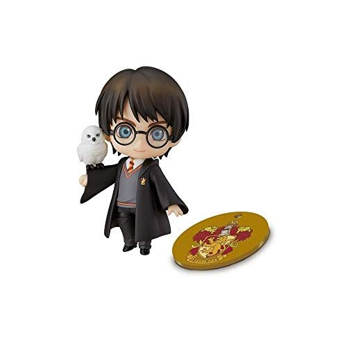 Harry Potter Nendoroid con Lechuza