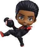 Good Smile Company Nendoroid Miles Morales Spider-Man Into The Spider-Verse Edition DX Version Action Figure