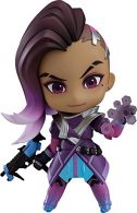 Good Smile Company- Nendoroid Overwatch Figura PVC Sombra, Multicolor (GSCOWG90563)
