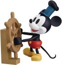 Good Smile Steamboat Willie Mickey Mouse 1928 Color Ver. Nendoroid Action Figure