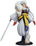 -HPJ Figurine Inuyasha: Figurine de PVC Sesshomaru - 9 Pulgadas WMD3 Altura