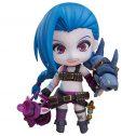 IHZ Figura Genuina de Jinx, Figura de Runaway Lolita Q, Nendoroid Coleccionable