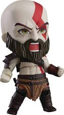 Kratos Figura 10 cm God of War Nendoroid
