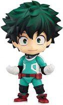 Mdcgok My Hero Academia Midoriya Izuku GSC Nendoroid Q Versión PVC Anime Juego de Personajes de Dibujos Animados Modelo Estatua...