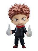 MICOKID Jujutsu Kaisen Itadori Yuji Q Versión Nendoroid Estatua Figuras De Anime Cambio De Personaje Cara Móvil con Accesorios Juego...