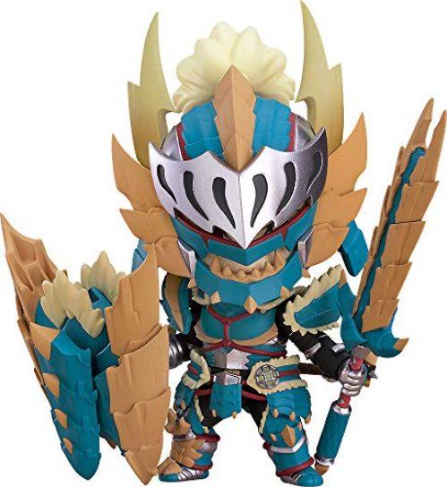 Nendoroid DX Hunter Female Zinogre Alpha Armor