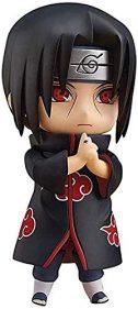 Naruto Shippuden Dolls: Itachi Uchiha Nendoroid Figura de acción - 4 Pollici 0807