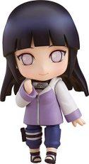 Naruto Shippuden: Hinata Hyuga Nendoroid figura de acción de 10 cm PVC figura de anime modelo coleccionable decoración de escritorio...