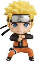 Naruto Shippuden Naruto Uzumaki Nendoroid figura de acción 10 cm PVC figura de anime modelo coleccionable decoración de escritorio adornos...