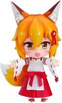 OAO The Helpful Fox Senko-San : Senko Figure Nendoroid Statue QAQ