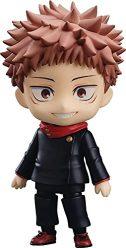 OVERSD Jujutsu Kaisen: Yuji Itadori Nendoroid Anime Figura de acción Modelo de Personaje de Dibujos Animados muñeca de Juguete Multicolor...
