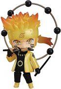 OVERSD Naruto Shippuden: Uzumaki Naruto (versión Sage of The Six Paths) Figura de Anime Modelo Nendoroid Figura de acción Personaje...