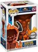 Pop! Thor Ragnarok - Figura de Vinilo Surtur Exclusive
