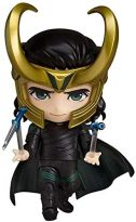 Regalo Nendoroid Thor Ragnarok Battle Royal Edition Loki ABS PVC Figure-4in Colección Decoración Modelo Regalo de cumpleaños Estatua