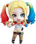RGERG Suicide Squad Harley Quinn Nendoroid Figura de acción Regalos de cumpleaños Coleccionables Decoraciones y Juguetes de Oficina.