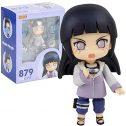 Romantic-Z 9 cm Naruto Shippuden Hinata Hyuga Nendoroid 879 Q Versión Movable Cute Figurine PVC Figura de acción Colección Modelo...