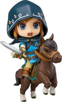 XMHL The Legend of Zelda: Breath of The Wild: Link (Versión Deluxe) Nendoroid