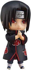 Yooped Muñecas Naruto Shippuden: Itachi Uchiha Nendoroid Figura de acción - 4 Pollici 0807