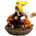 YUKOU Anime Figura Naruto Shippuden:Deidara Acción Modelo Muñeca,Nendoroid Estatua Juguetes Muñeca Animaciones Personaje Coleccionables Ornamento Animados Escultura Fegalo